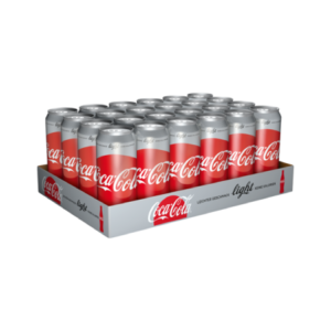 Coca cola light Dose 24 x 0.33