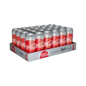 Coca cola light Dose 24 x 0.33