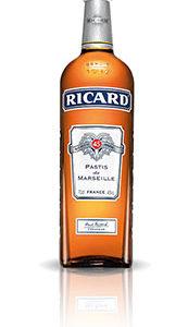 Ricard Pastis Anis 0,7L - 45% vol.