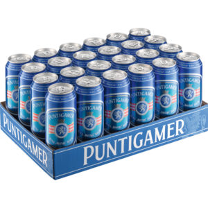 "Puntigamer Das ""bierige"" Bier Dose 24 x 0,5 - 5,1% vol."