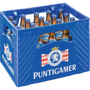 "Puntigamer Das ""bierige"" Bier 20 x 0,50 - 5,1% vol."