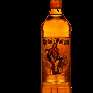 Captain Morgan spiced Gold 0,7L - 35% vol.